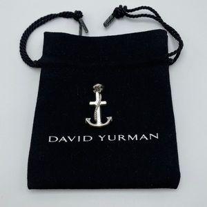 David Yurman Maritime Anchor Amulet